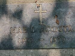 Mae L. Acosta