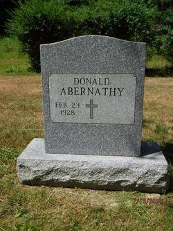 Donald Gene Abernathy