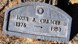 John J Chancey