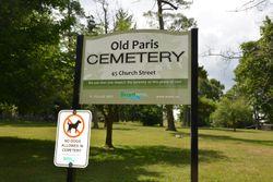 Old Paris Cemetery