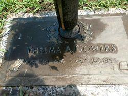 Thelma Adeline <I>Howard</I> Gowers