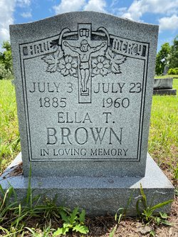 Ella <I>Taylor</I> Brown