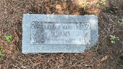 Arthur Harold Adams