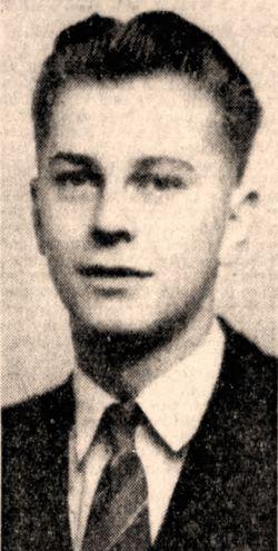 SGT Warren Leonard Olson