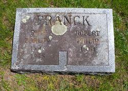 Robert Philip Franck