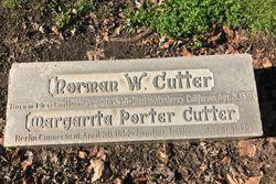 Margarita <I>Porter</I> Cutter