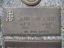 Sharon Ann Albury