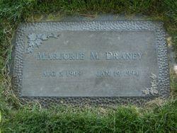 Sarah Marjorie <I>Marks</I> Draney