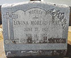 Lovinia <I>Moreau</I> Pitre