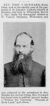 "Fr Emerson ""John Thomas"" Durward"