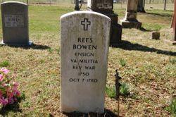 ENS Rees Bowen