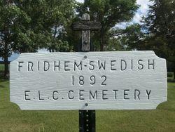 Fridhem Swedish Cemetery