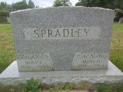 Huey Elgin Spradley