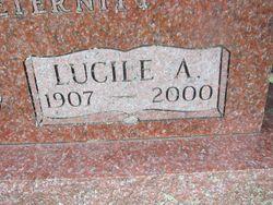 Lucille Arla <I>Mills</I> Miller
