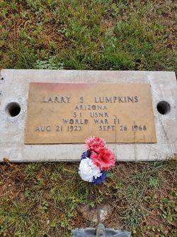 Larry Sherman Lumpkins