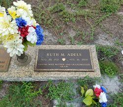 Ruth M Adels