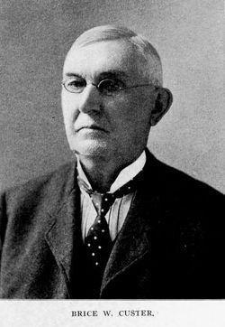 Brice William Custer
