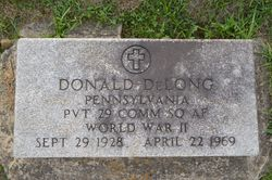 Donald DeLong