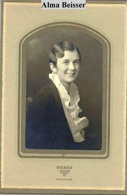Alma E. <I>Beisser</I> Hirsch