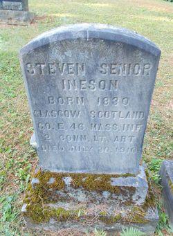 Steven Senior Ineson