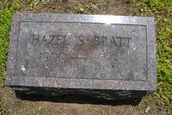 Hazel S. <I>Snyder</I> Bratt