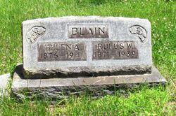 Rufus W. Blain