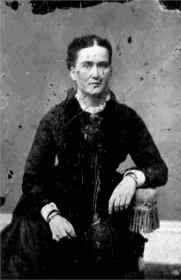 Christina <I>Johnston</I> Wells