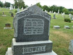 William M. Bidwell