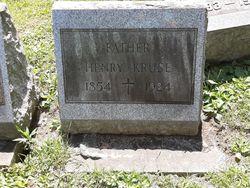 Henry Kruse