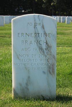 Ernestine Branch