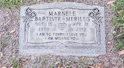 Marnele Baptiste-Merilus