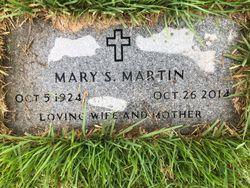 Mary S <I>Aaron</I> Martin
