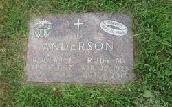 Robert John Anderson