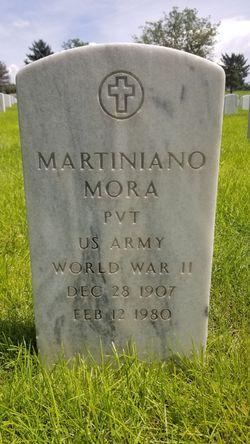 Martiniano Mora