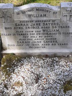 William Sayers