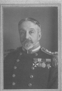 Edward Percy Ashe