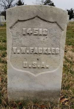 Virgil W Fackler