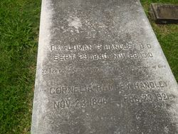 Rev Luman S Handley