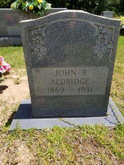 John R. Aldridge