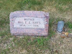 Ellen Louisa <I>Clark</I> Hays