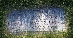 Dean David Boulden