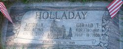 Gerald Thomson Holladay