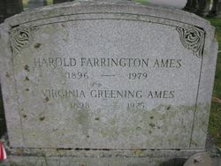 COL Harold Farrington Ames
