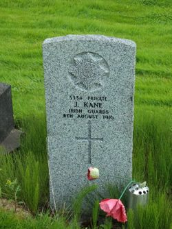 Private James Kane