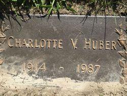 Charlotte Vivian <I>Enocksen</I> Huber