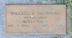 Willard Browning