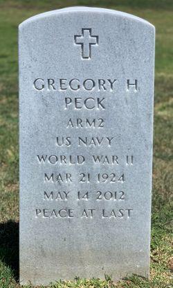 Gregory Hubert Peck