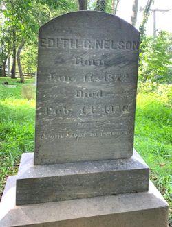 Edith C Nelson