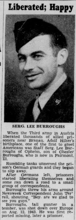 Lee E. Burroughs