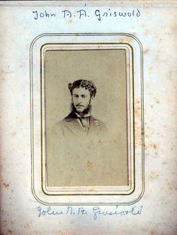 John Noble Alsop Griswold
